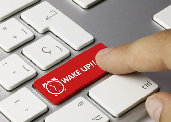 Wake up!! Keyboard