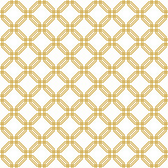 Geometric Vector Pattern. Seamless Background