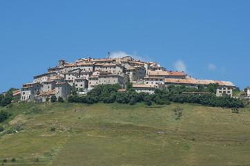 Castelluccio di Norcia, Umbria region, Italy