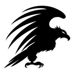 Eagle sign.