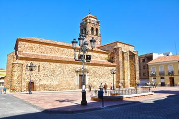 Almodóvar del Campo, iglesia de Nuestra Señora de la Asunción