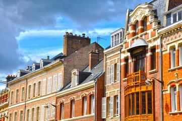 Amiens, Francia, Picardía, arquitectura, vista urbana