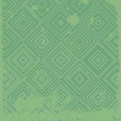 Grunge geometric pattern