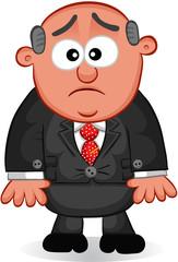 Boss Man Unhappy
