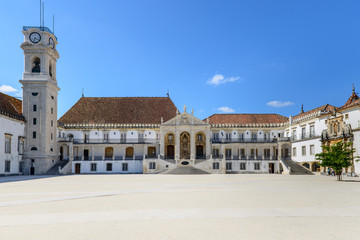 Paco das Escolas, University, Coimbra (Portugal)