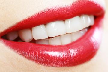 macro smile
