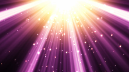 Light From Heaven Background