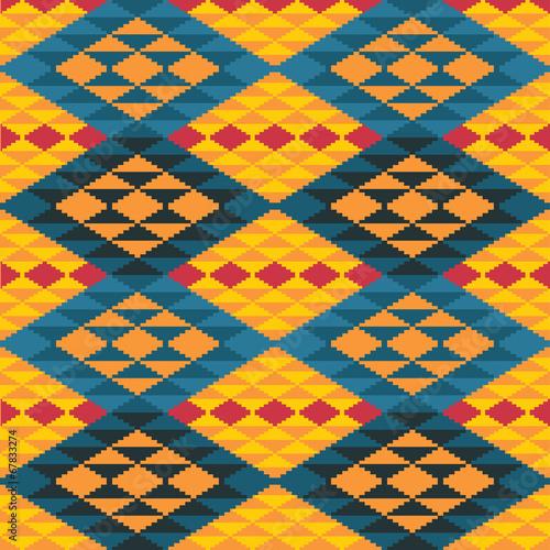 Geometric ornament - 67833274