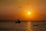 Sunset Tropical