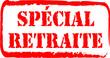 tampon spécial retraite