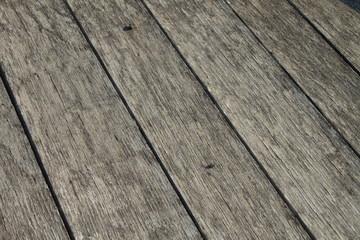 Vecchie assi di legno