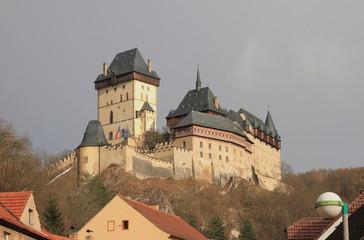 Karlstein (Karlstejn). Czech Republic