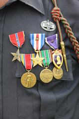 Miltary Medals