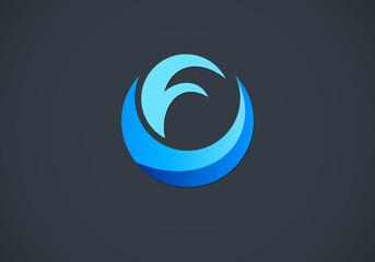 circle-water-wave-business-logo