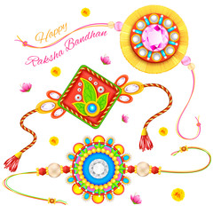 Decorative Rakhi for Raksha Bandhan