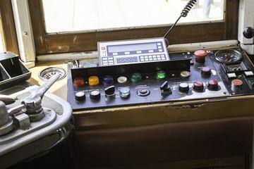 Control Panel tram