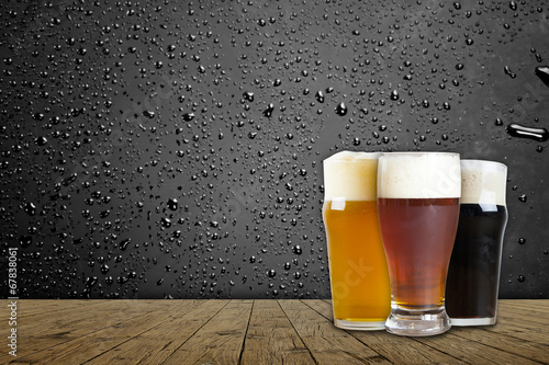 Foto op Canvas Bier / Cider American Craft Beer