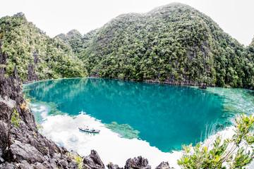 Remote Lagoon