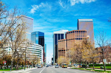 Downtown Denver, Colorado