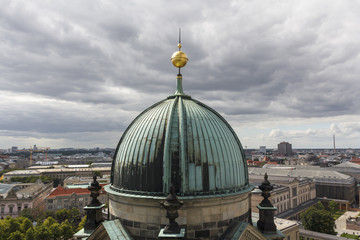 Berlin from the Berliner Dom