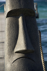 Sculpture's Face