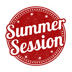 Summer session stamp