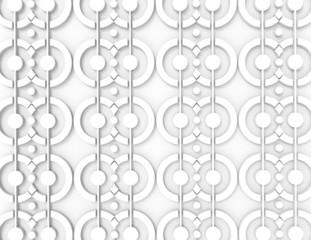 modern geometric 3d background