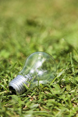 Energy saving light lamp bulb
