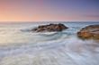Sunrise at Cala Boadella