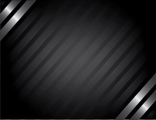 Classy silver background