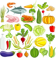 Variable food