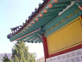 Korean historical architecture