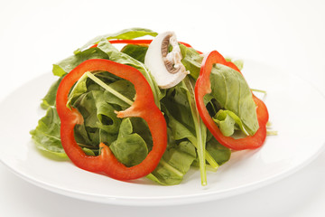 ルッコラのサラダ