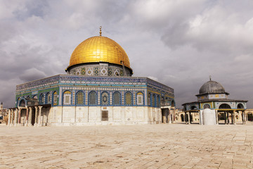 Shrines On Temple Mount