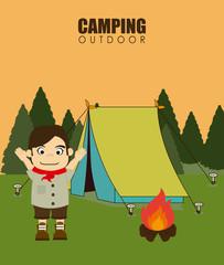 Camping design