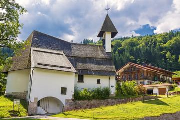 Evangelisch Kirche in Ramsau