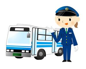 バスと運転手