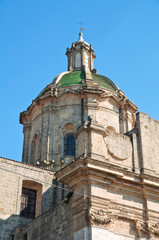 Church of St. Domenico. Altamura. Puglia. Italy.