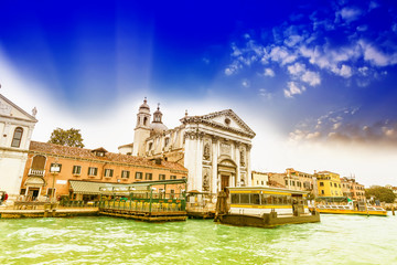 Old church in Venice