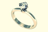 The beauty wedding ring - 67858446