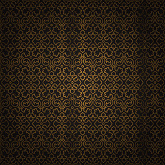 Decorative seamless pattern.