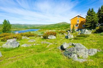 Ferienhaus Hardangervidda - Norwegen