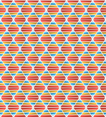 Vector pattern for gift wrapping