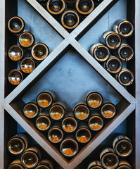 wine rack © Alex