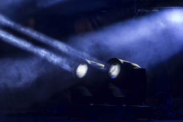 Entertainment concert lighting