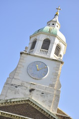 Clock Tower Clapham Junction