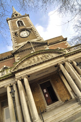 Town Hall Highbury