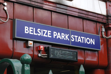 Belsize Park, London