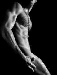 Sexy sportsman