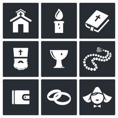 Religion icon collection